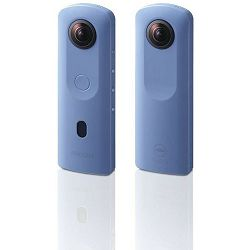 Ricoh Theta SC2 360 4K Spherical Video Camera, BLUE