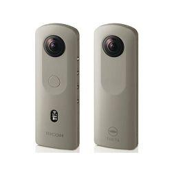 Ricoh Theta SC2 for business 360 4K Spherical Video Camera