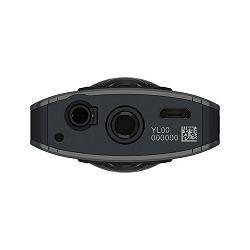 RICOH THETA V - snimanje 360 stupnjeva, 14MP, 3840x1920 30fps, 19 GB interne memorije, BT, LAN, crna