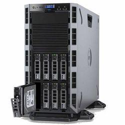 Dell PowerEdge T330 - Intel  Xeon E3-1220v6 / 8GB / 2x1TB / iDRAC8Exp / DVDRW / H330 / 495W