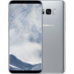 Smartphone Samsung Galaxy S8 Plus G955, 64GB, srebrni