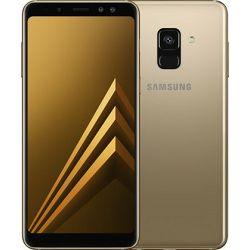Smartphone Samsung Galaxy A8, A530, 32GB, zlatno žuti