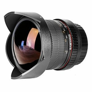 Samyang 8mm F3,5 Sony Fish-eye E-System VG-10 Edition