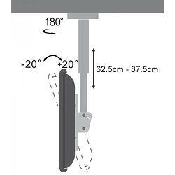 Stropni stalak za monitor, 23