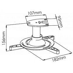 SBOX stropni nosač projektora PM-101 15kg