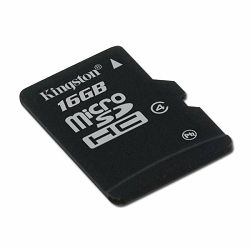 Kingston 16GB microSDHC Class 4  w/o Adapter