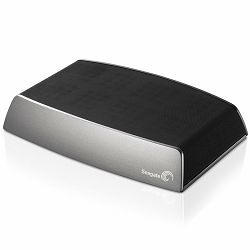 Seagate HDD External CENTRAL 4TB / E/USB2.0 / NAS