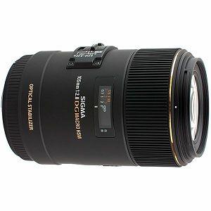 Sigma 105mm F/2,8 EX Macro DG OS HSM, za Canon