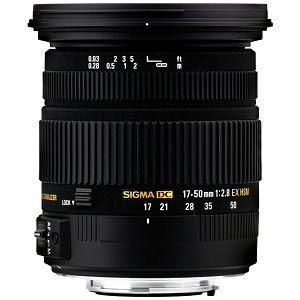 Sigma 17-50mm F/2,8 EX DC (OS) HSM, za Canon