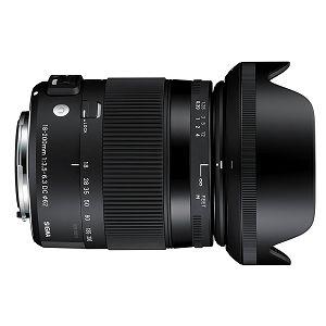 Sigma 18-200mm F/3,5-6,3 DC Macro OS HSM (C) za Canon