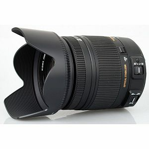 Sigma 18-250mm F/3,5-6,3 DC Macro OS HSM, za Canon