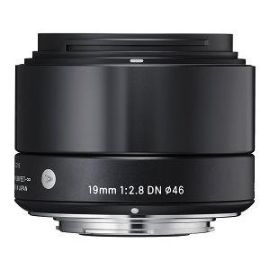 Sigma 19mm F/2,8 DN Micro Art za Sony E (crni ili srebrni)