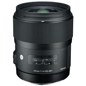 Sigma 35mm F/1,4 DG HSM, ART, za Canon