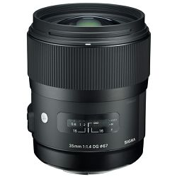 Sigma 35/1.4 DG HSM Nikon