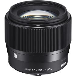 Sigma 56mm F/1,4 DC DN, za MFT