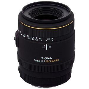 Sigma 70/2,8 Macro EX DG Canon