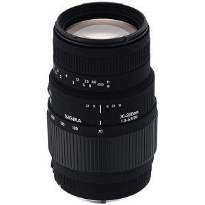 Sigma 70-300mm F/4,0-5,6 DG Macro za Canon