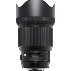 Sigma 85mm F/1,4 EX  DG HSM, ART, za Canon