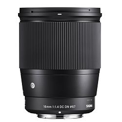 Sigma AF 16mm F/1,4 DC DN Micro Four Thirds (Contemporary)