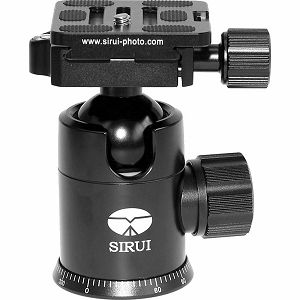 SIRUI G-10X ballhead up to 20kg with TY-50X