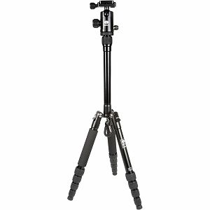 SIRUI T-005X tripod black Alu with head C-10X