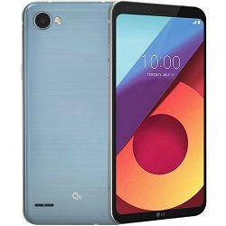 Smartphone LG Q6 M700N, 32GB, platinum plavi