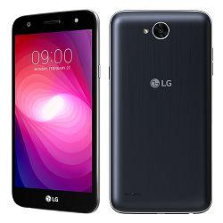 Smartphone LG X-Power2 M320N, 16GB, crni-tamno plavi