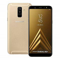 Smartphone Samsung Galaxy A6+, A605, dual SIM, zlatni