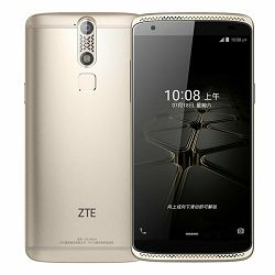 Smartphone ZTE Axon Mini, DualSIM, 32GB, zlatno žuti + gratis navlaka