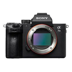Sony Alpha ILCE-7M3B 24.2MP/4K HDR/3