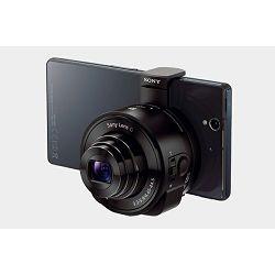 Sony DSC-QX10B 18Mp/ 10x/ WiFi crni
