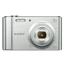 Sony DSC-W800S - 20.1Mp/5x/2.7