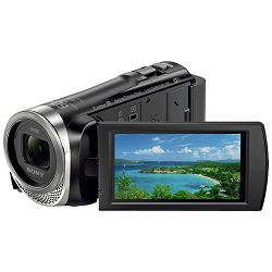 Sony HDR-CX450, HD kamkorder, 30x zoom, OSS