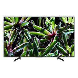 TV Sony KD-43XG7096, 108cm, 4K HDR, WiFi, Linux