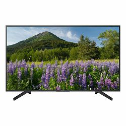 TV Sony KD-65XF7096, 4K HDR, WiFi, Linux