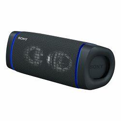 Sony SRS-XB33, prijenosni BLUETOOTH zvučnik, crni