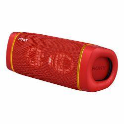 Sony SRS-XB33, prijenosni BLUETOOTH zvučnik, crveni