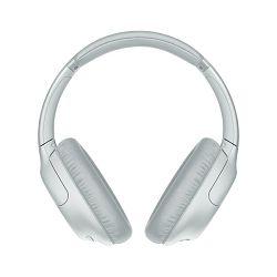 Sony WH-CH710N, bežične slušalice, blokada buke, bijele