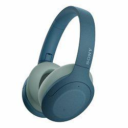 Sony WH-H910N, bežične slušalice, plave