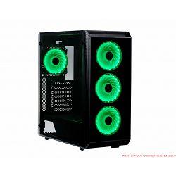Spire X2 Blaze II, 4x vent, usb 3.0, ATX, bez nap.