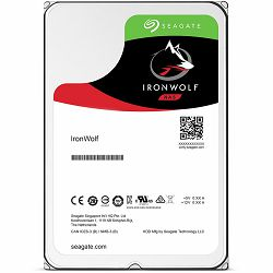 SEAGATE HDD Desktop Iron Wolf Guardian NAS(3.5