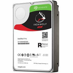 SEAGATE HDD Server IronWolf Pro Guardian (3.5/ 4TB/ SATA/ rmp 7200)