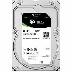 SEAGATE HDD Server Exos 7E8 512E/4kn (3.5/8TB/SATA6GB/s/7200rpm)