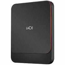LaCie External SSD Portable  (2.5/500 GB/ USB 3.1 TYPE C)