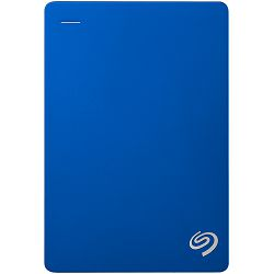 SEAGATE HDD External Backup Plus Portable ( 2.5/4TB/USB 3.0) blue