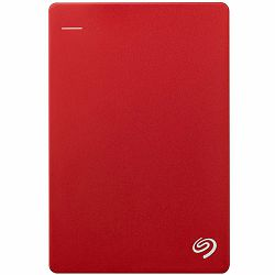 SEAGATE HDD External Backup Plus Portable ( 2.5/5TB/USB 3.0) red