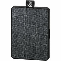 SEAGATE SSD External One Touch (2.5/500GB/ USB 3.0) Black (Adobe Creative Cloud 2 month)