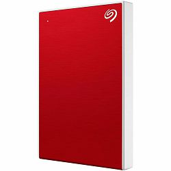 SEAGATE HDD External ONE TOUCH ( 2.5/1TB/USB 3.0) Red
