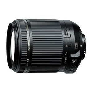 TAMRON AF 18-200mm F/3.5-6.3 Di II VC for Canon, B018E