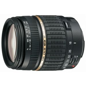 TAMRON AF 18-200mm F/3.5-6.3 Di II XR LD Asp. [IF] Macro for Sony, A14S